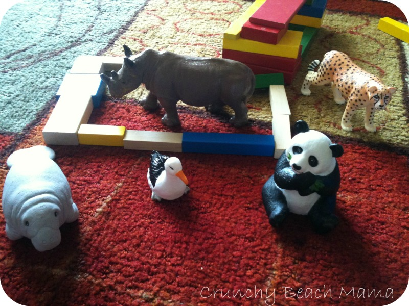 Learning Resources Jumbo Endangered Animals Giveaway - Crunchy ...