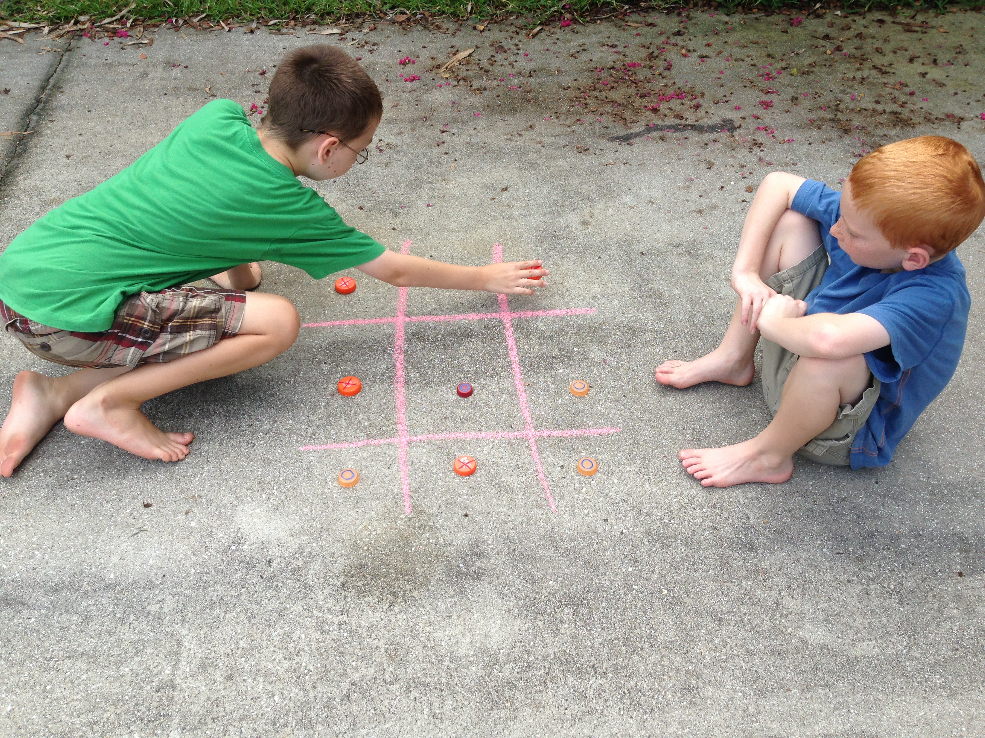 Upcycled DIY Outdoor Games for Kids