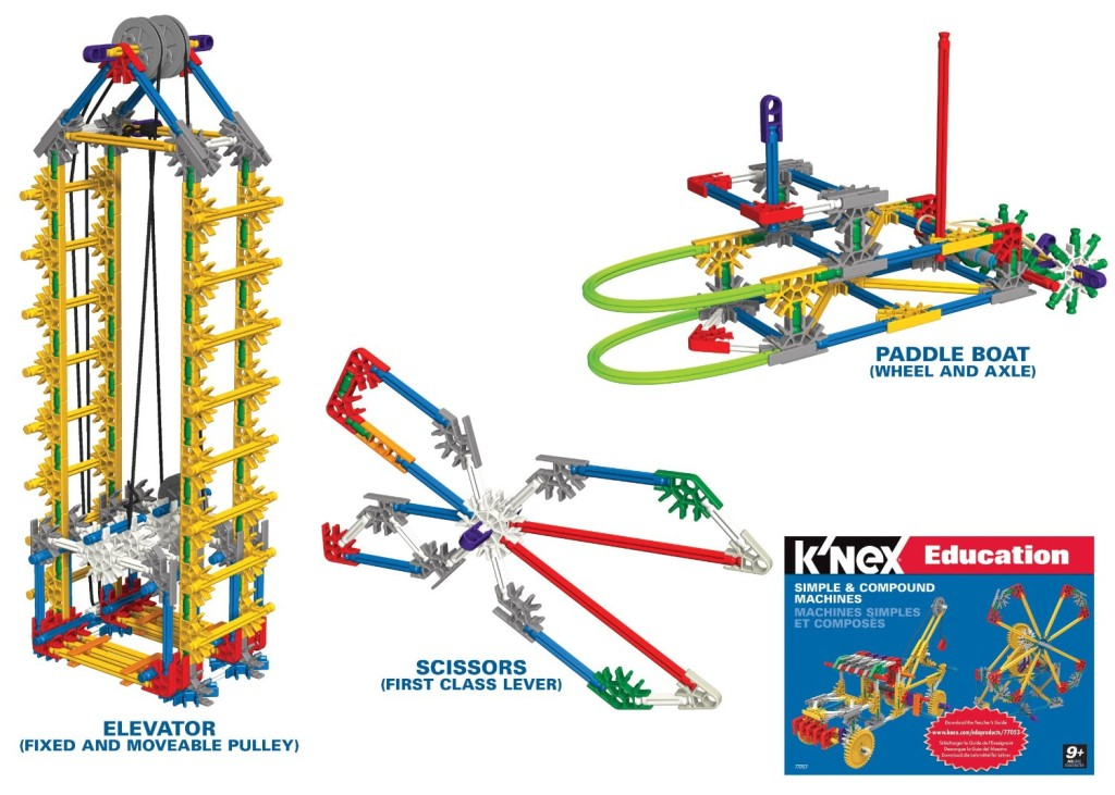 Knex Simple Machines