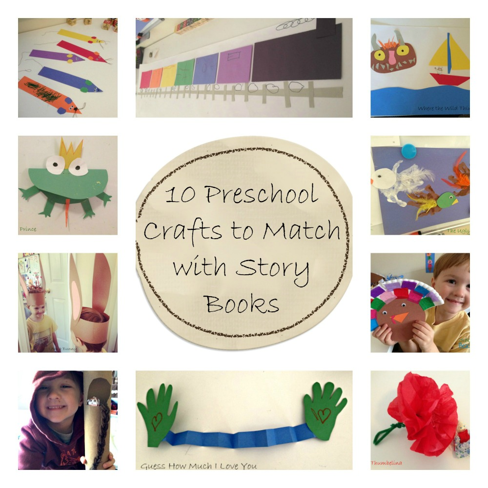 Preschool Story and Craft Ideas