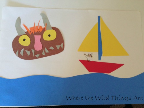 Preschool Story and Craft Ideas Where the Wild Things Are