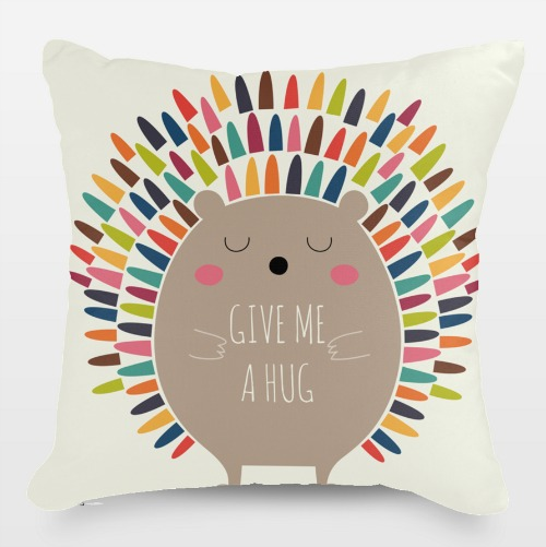the cutest pillow cases!