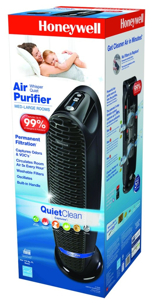 Honeywell QuietClean