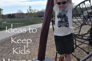 Ideas to Keep Kids Moving in School