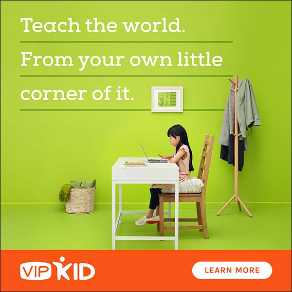 My 1st 2 months as a VIPKID Teacher