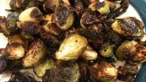 Ugly Brussels Sprouts Kids Will Eat!
