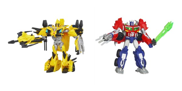 Transformers collage