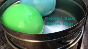 Dye Hard Boiled Eggs with Natural Food Coloring
