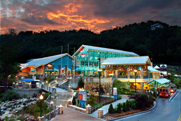 Family Attractions in Pigeon Forge, TN
