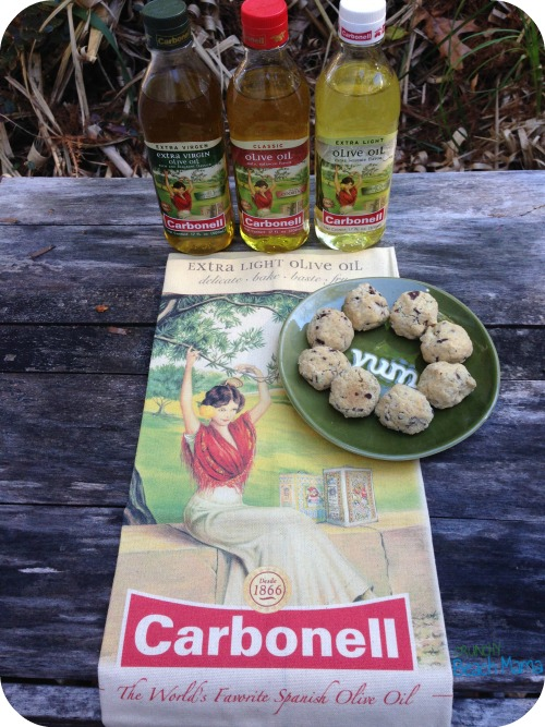 Carbonell Olive Oil Cookies