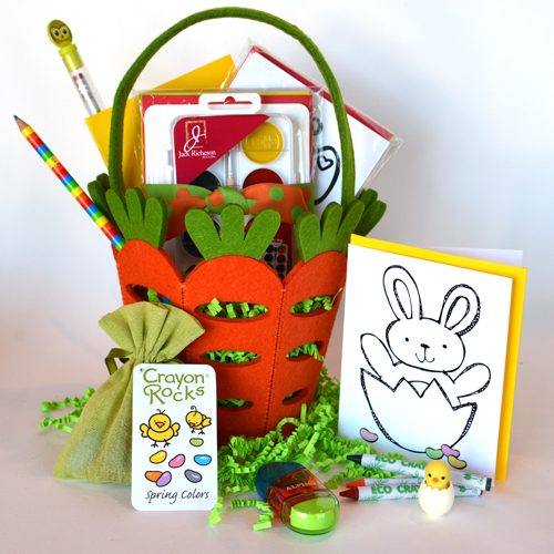Stubby Pencil spring-giveaway-carrot-basket