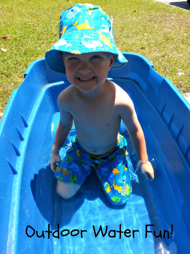 Outdoor Water Activities For The Kids At Home