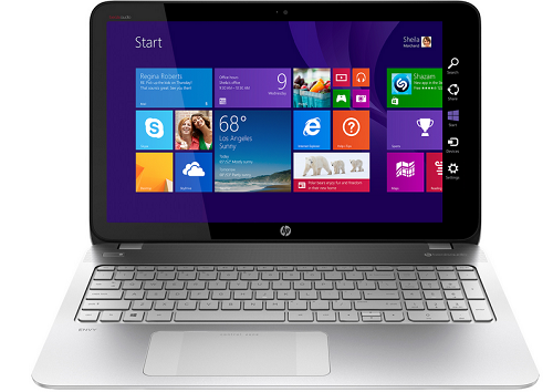 HP AMD FX Special Edition APU notebook