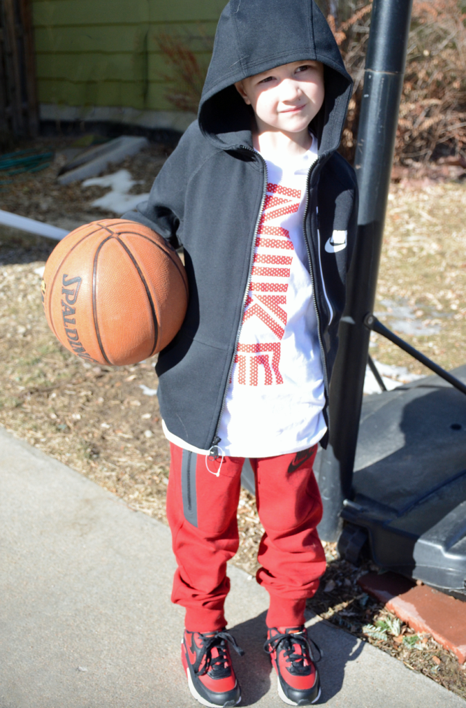 Sports clothes from Kids Foot Locker