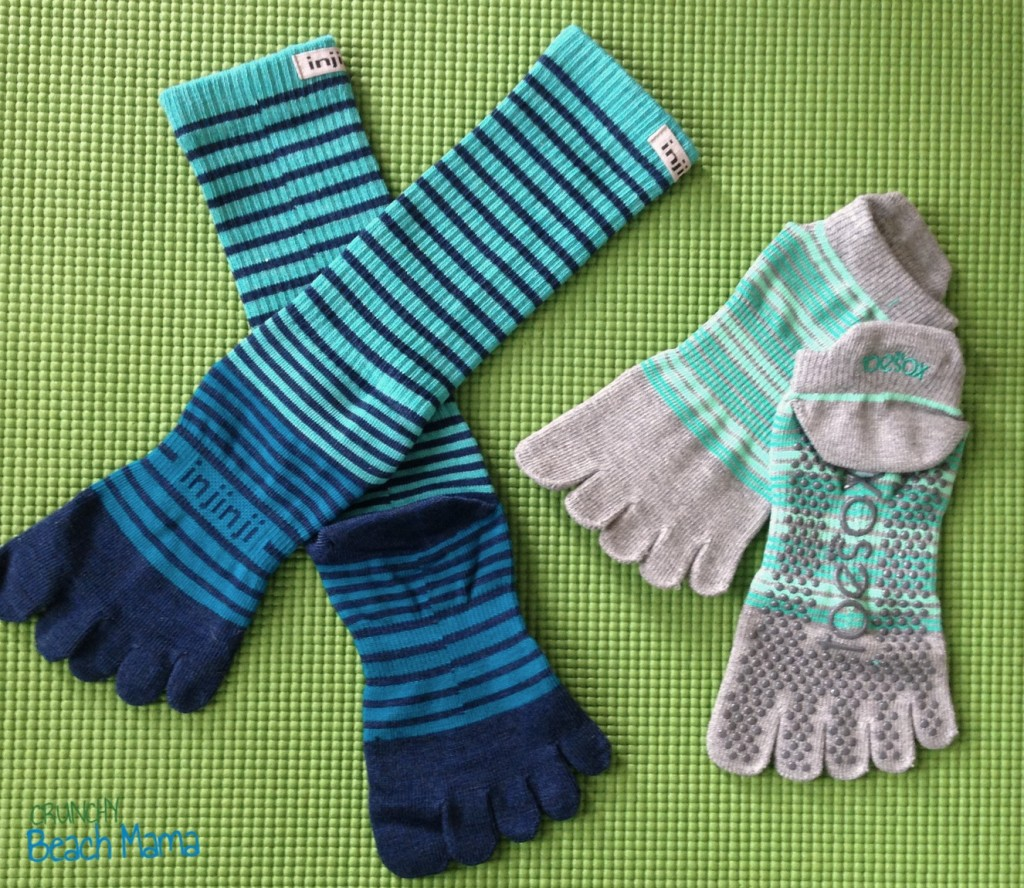 ToeSox and Injinji from Sole Provisions