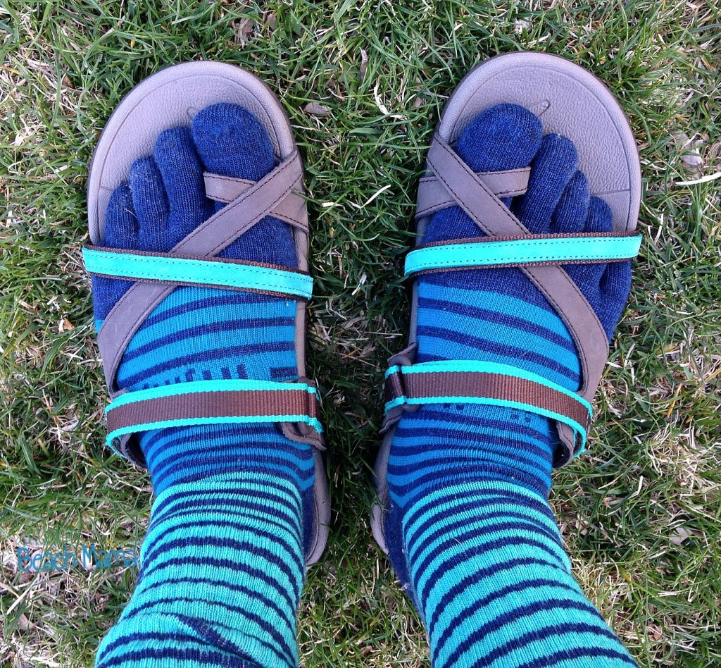 Vionic Sandals from Sole Provisions {+ giveaway!}