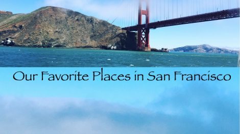 Favorite Places in San Francisco