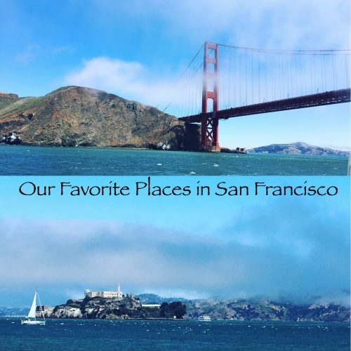 Our Favorite Places in San Francisco