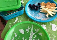 Brinware Kid Friendly Glass Plates {Coupon & Giveaway!}
