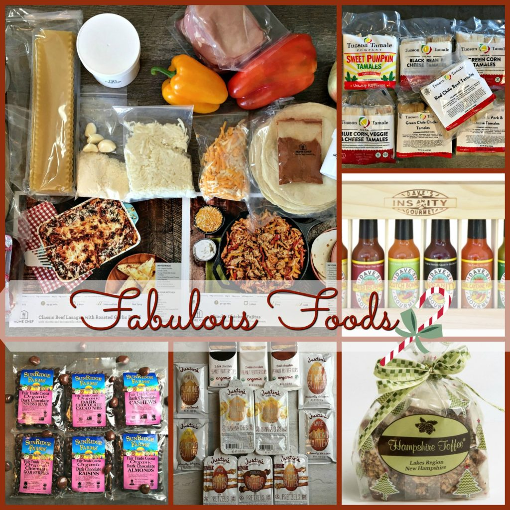 Fabulous Food for Gifts