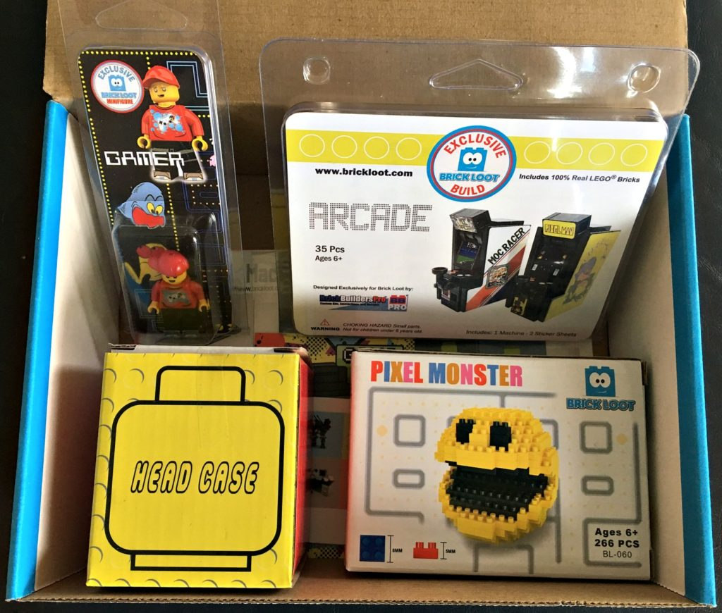 Gifts for Kids Brick Loot
