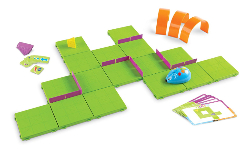 Kids Gifts Code & Go Robot Mouse Activity Set