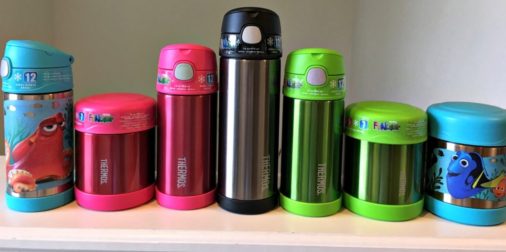 Kid Gifts Thermos FUNtainers