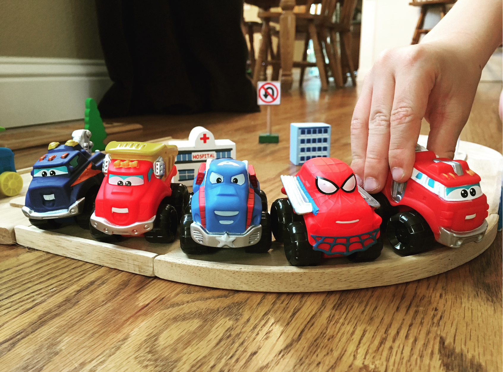Mini Toy Vehicles