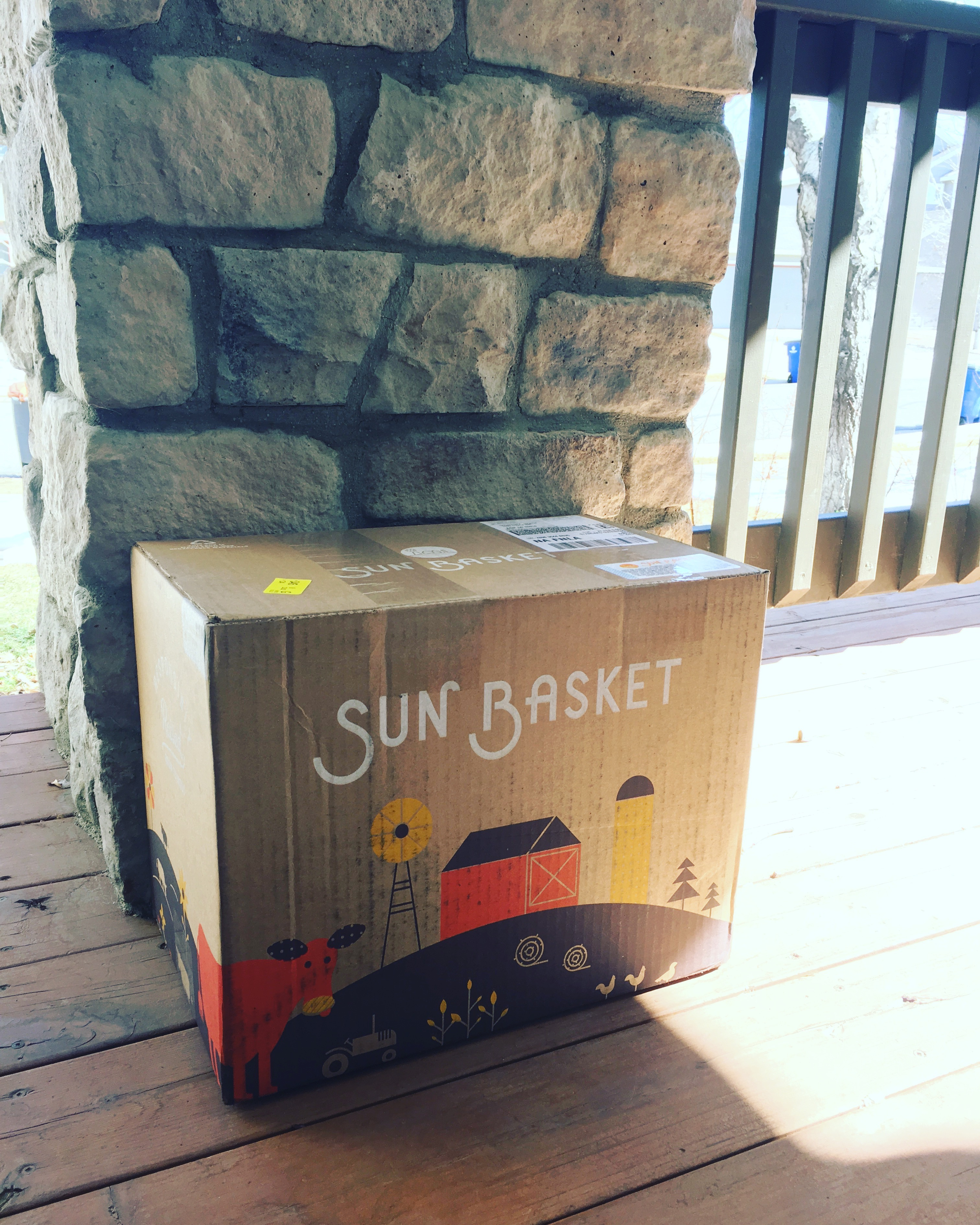 Family Dinners Are Made Easy with Sun Basket
