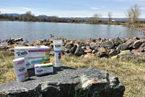 Support our Waterways with Tom's of Maine