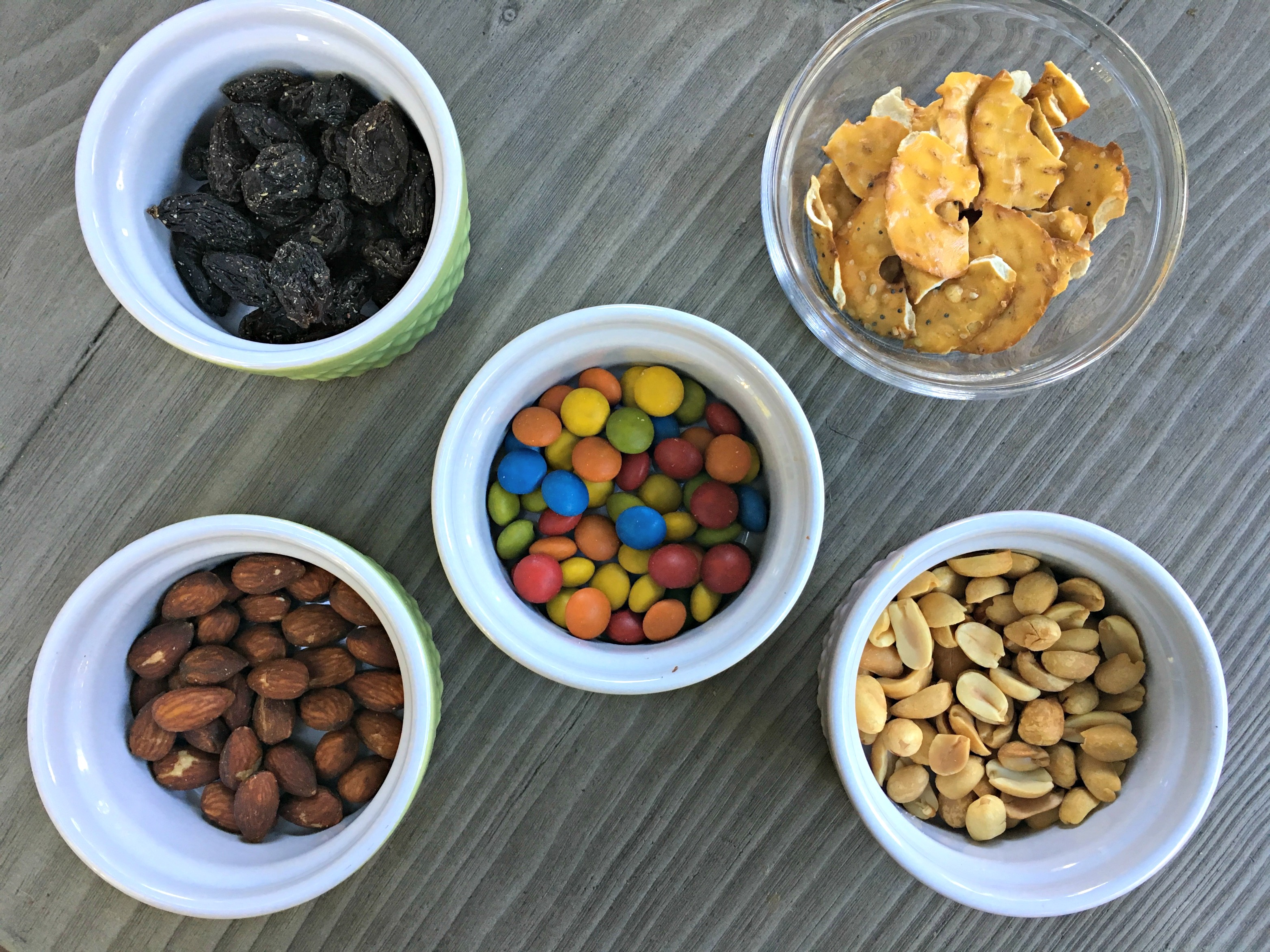 Backpack Snacks for Organic Month