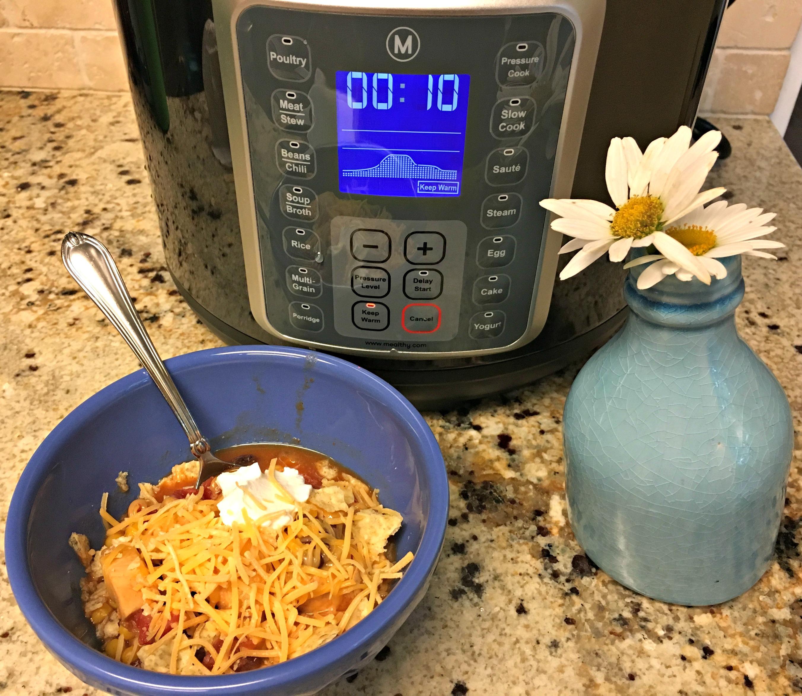 Taco Soup in the Mealthy MultiPot
