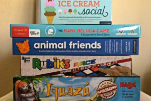 Games Galore for the Holidays
